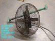 Used 24 Inch Fans with supports
