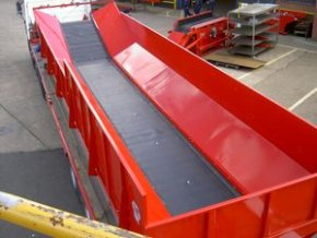 Tong Peal Side Tipping Hopper